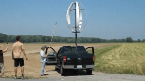 DARWIND5 wind turbine improves on an old design