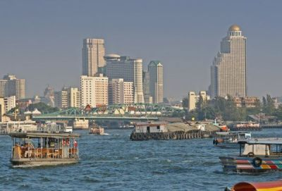 Bangkok, Thailand, China Town