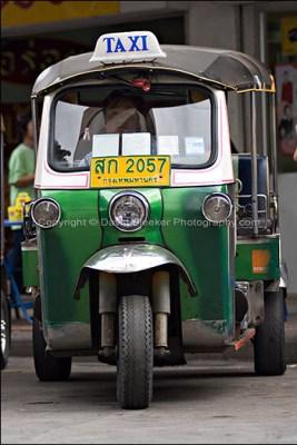 tuk-tuk - transport bangkok
