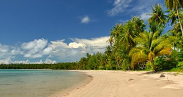 Bay north of Koh Mak - vacation packages innviaggi.cm