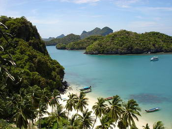 holiday sea Koh Samui Thailand