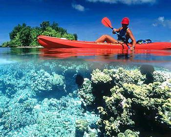 kayaking - sports holidays thailand
