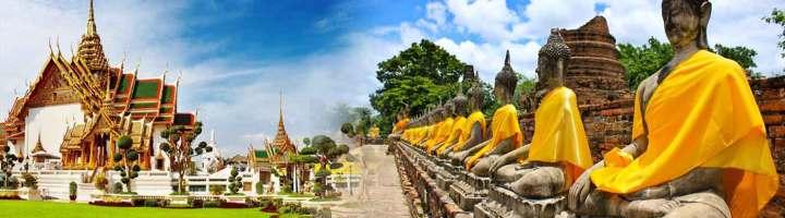 viaggio per single in Thailandia