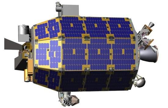 Sonda da Nasa vai a Lua e testar comunicação a laser