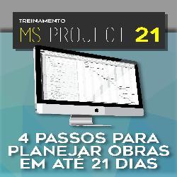 Domine o Planejamento de Obras com o Ms Project
