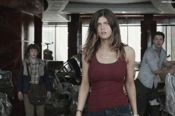 I have sung the praises of Alexandra Daddario's breasts since their appearance on True Detective last year. Tomorrow, they're going to become international stars. This feels like when one of your favorite little-known bands is about to break.