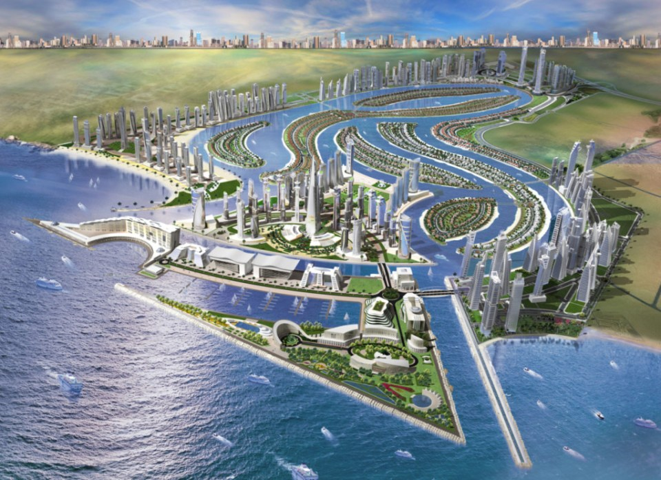 Sharjah Waterfront City - Image 3