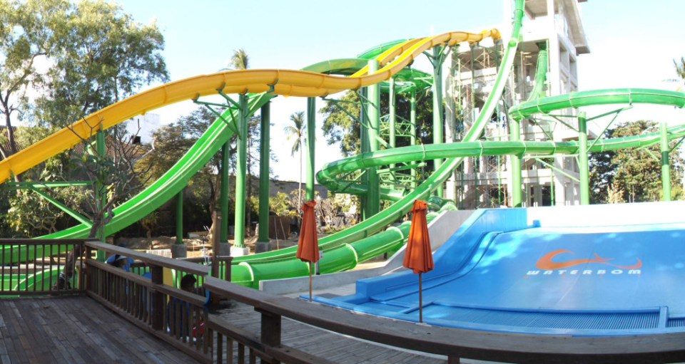 Thrill complex - Waterbom Bali (10)
