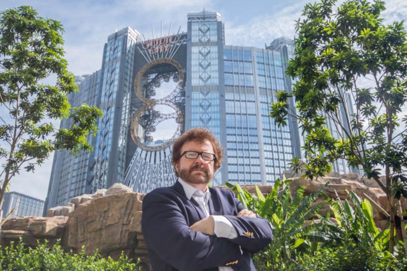 7 Gary Goddard at Studio City Macau