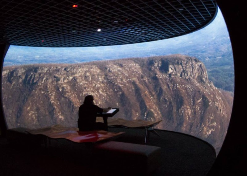 Science Panorama at North Carolina Museum of Natural Science by The Elumenati