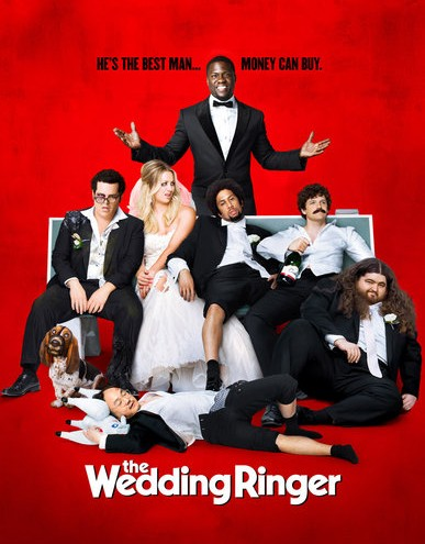 婚宴鈴聲響起,The Wedding Ringer 爆笑登場