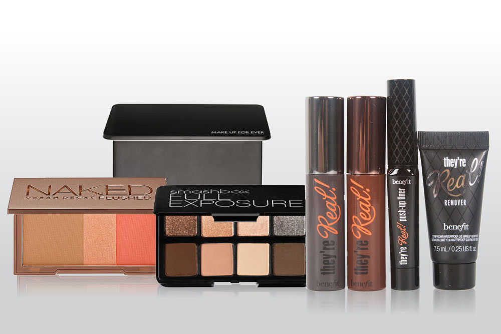 Hot Picks:出遊必備Makeup Kits!