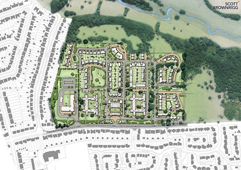 Hornchurch masterplan