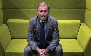 Chief executive, Torus