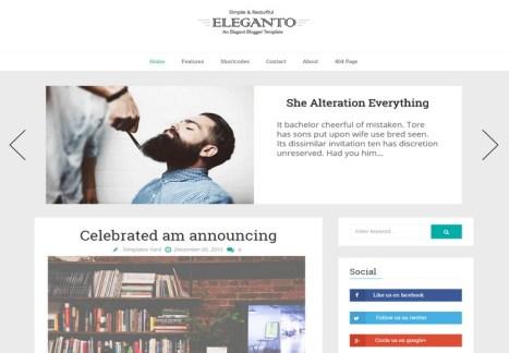 eleganto-blogger-template