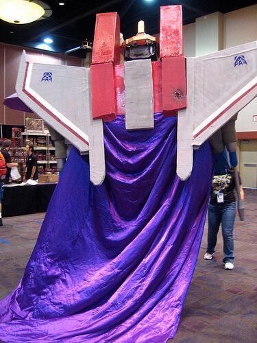 Transformers Starscream costume