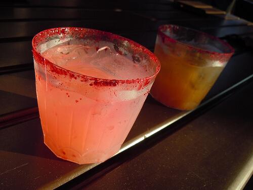 Margaritas at La Hacienda de San Angel