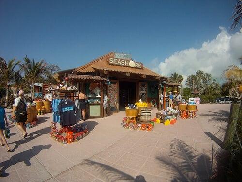 Store - Castaway Cay