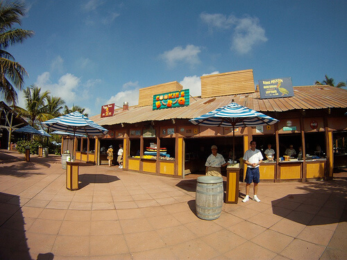 Cookies BBQ - Castaway Cay