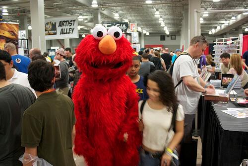 Miami Comic Con 2011