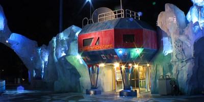 antarctica-night