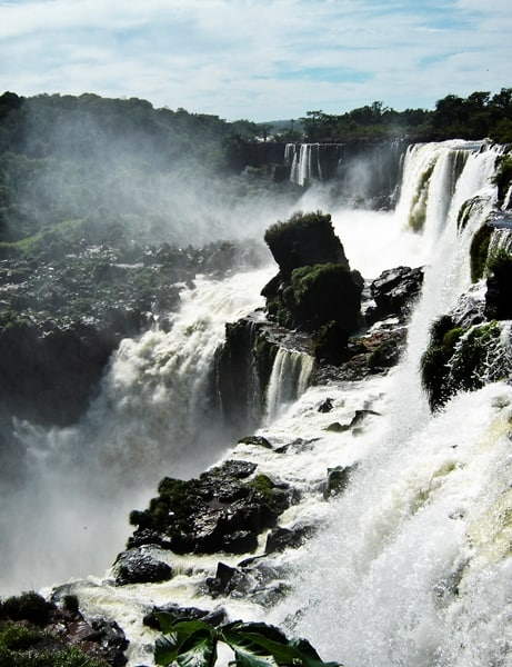 Iguazu Falls from the Argentinian side