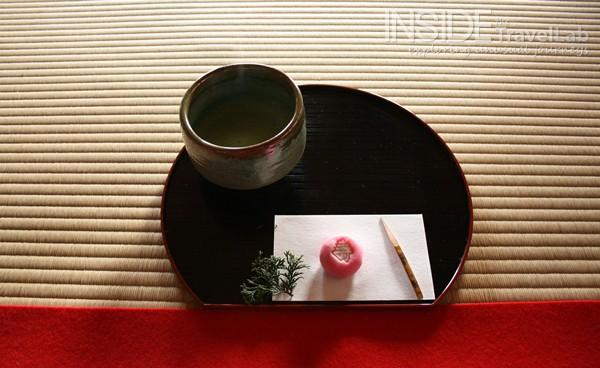 Afternoon Tea in Japan