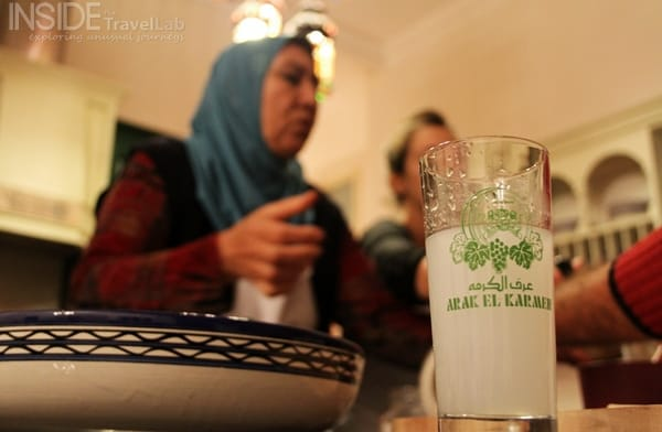 Jordanian Food - Arak Beit Sitti