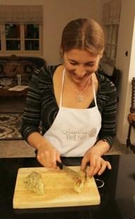 Me cooking Jordanian food