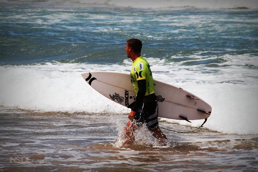 Australian Open Pro Surfer Mitch Crews