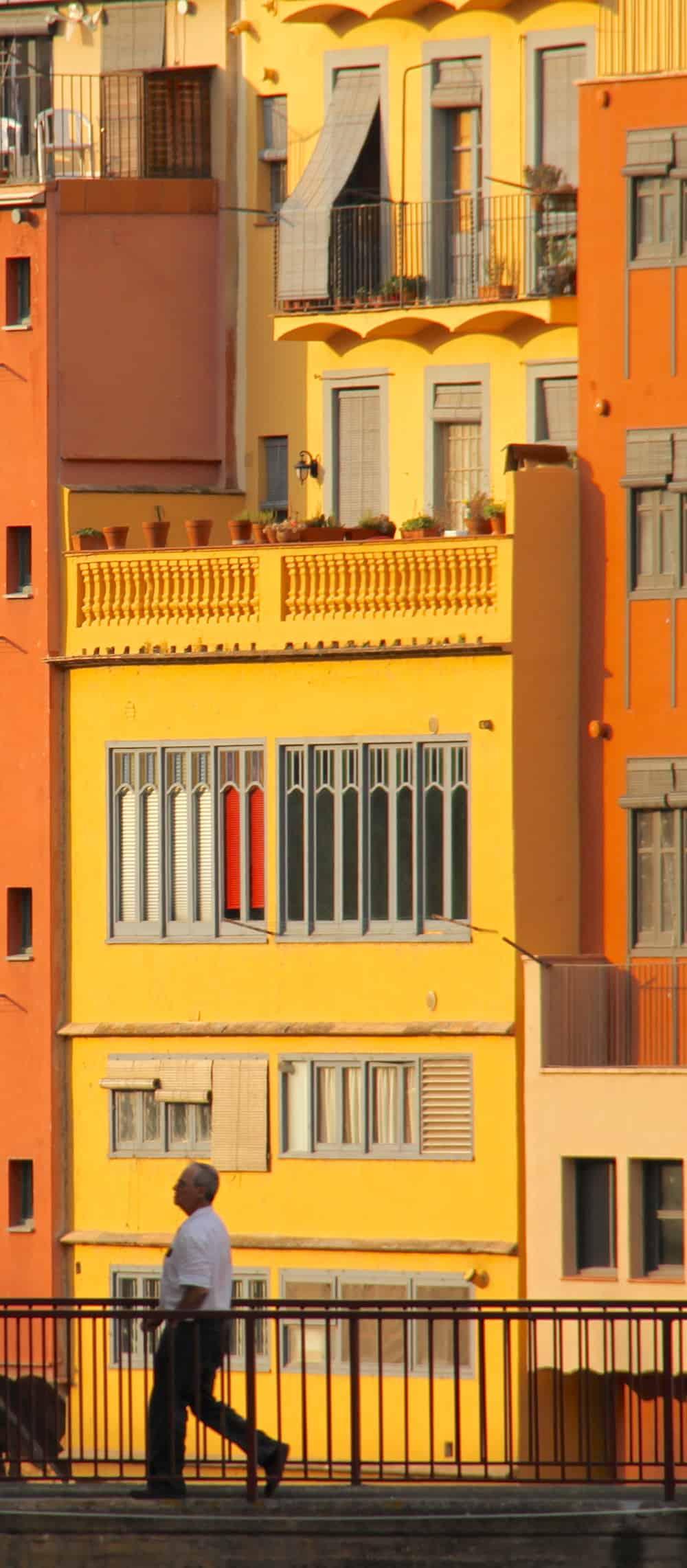 Medieval Girona via @insidetravellab