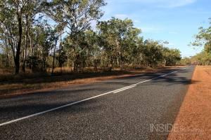 Kakadu Park - Road