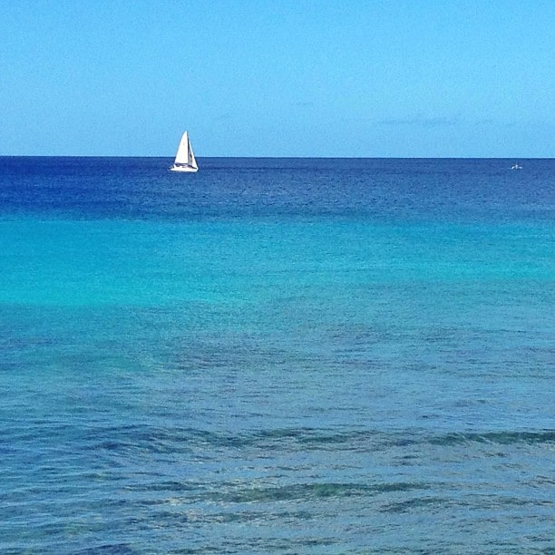 A-sail-boat-in-barbados-bdosblogathon-instatravel-mytravelgram-caribbean-travel1