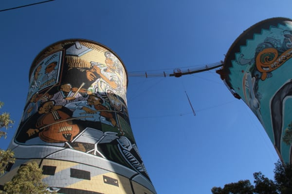 Jozi Orlando Towers