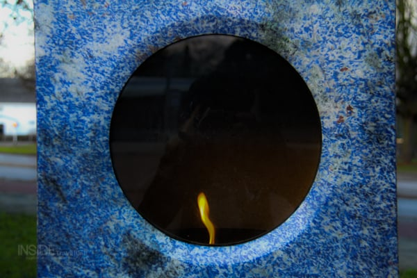 Peace Flame Hague