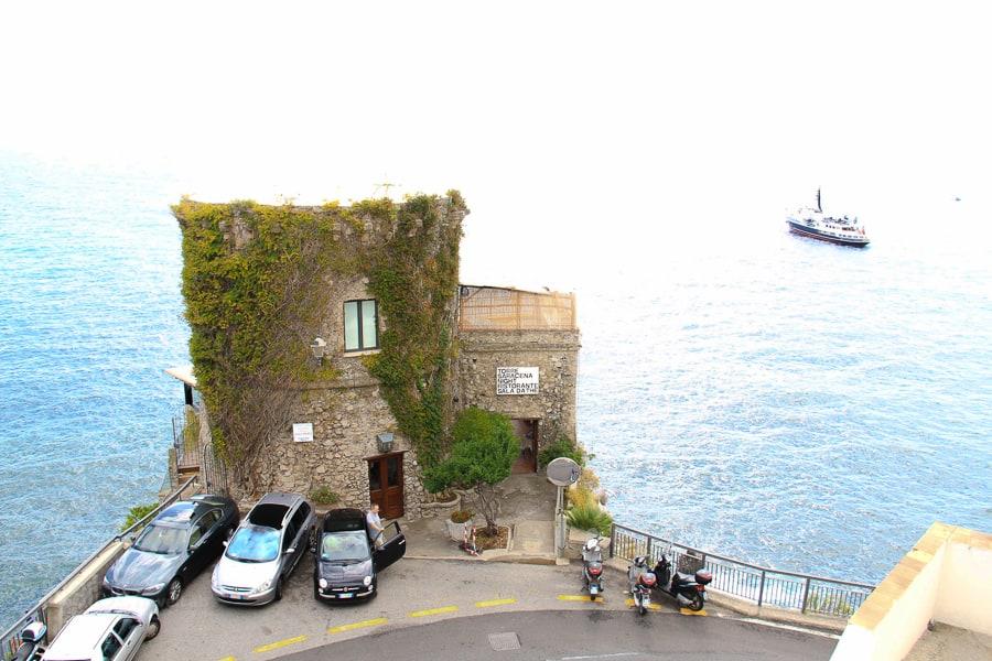 Luna Convento - Edge of Amalfi