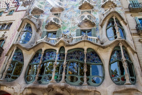 Mesmerising Catalan architecture from Gaudi in Barcelona