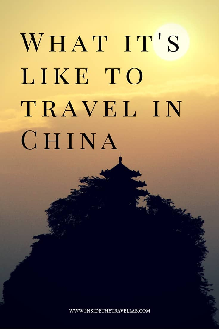 Read about travelling in China and what has changed in the country since the millenium. - via @insidetravellab