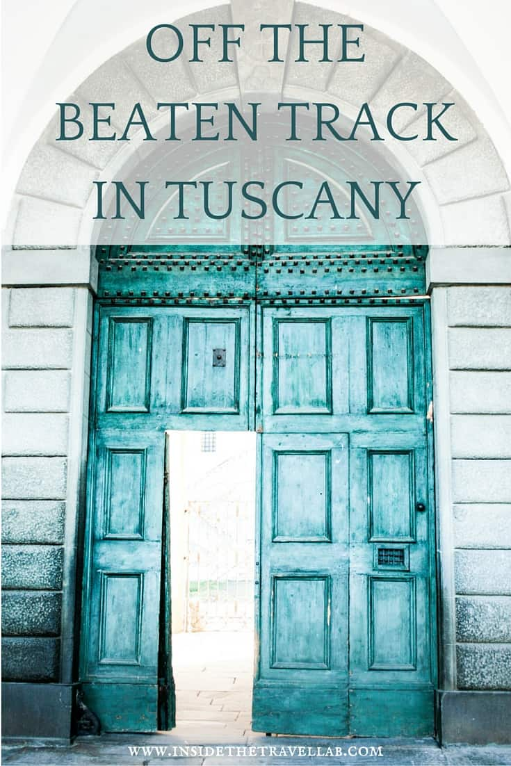 Off the Beaten Track in Tuscany via @insidetravellab