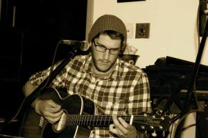 Zach Russack, of Hackettstown, will be playing the Blues Bash lobby stage  Saturday.