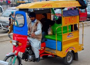 Qingqi (Chinchi) Rickshaw