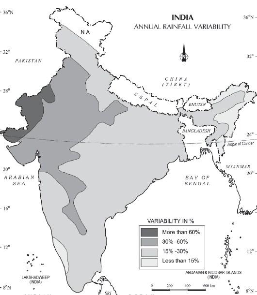 India-Variability-of-Annual-Rainfall