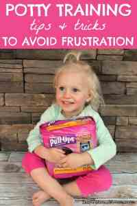Potty Training Tips & Tricks To Avoid Frustration