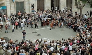 Ode to Joy Flash Mob