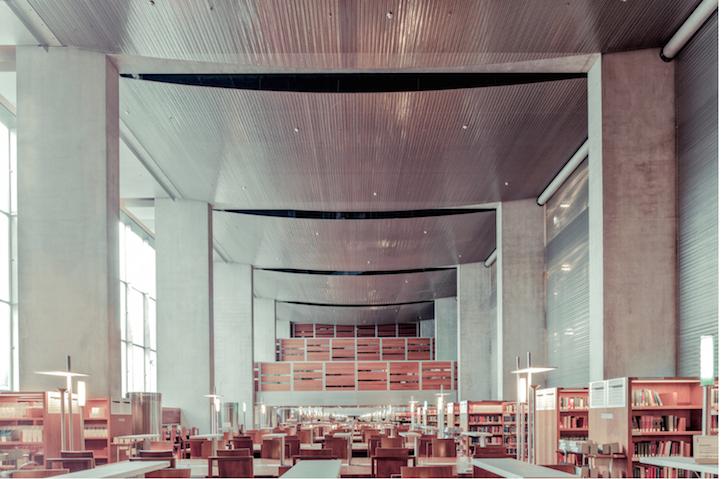 Bibliothèque nationale de France—Le site François-Mitterrand (Paris)