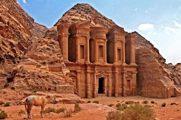 Petra, Jordan, image by Seetheholyland.net