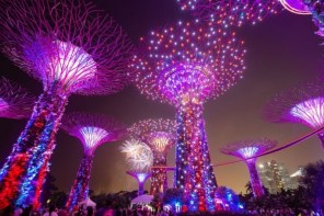 5 Reasons to Visit Gardens by the Bay during the Jubilee Weekend