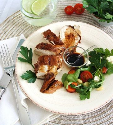 Balsamic poached chicken_1