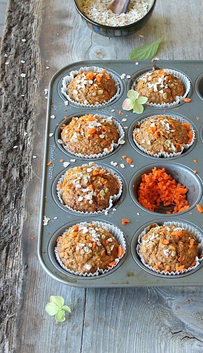 oatmeal carrot muffin_blog 3
