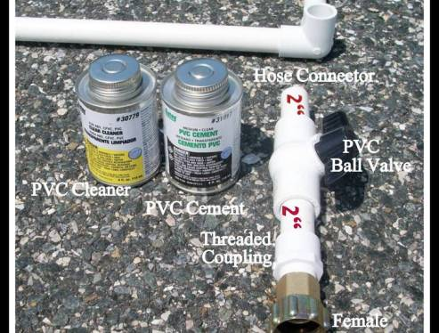 DIY PVC Pipe Sprinkler Tutorial